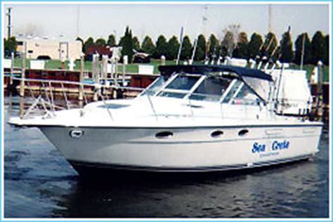 Charter Boat Fishing Grand Haven Michigan by Seacrete Fishing Charters Port Of Grand Haven Michigan