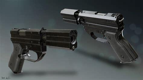 Speed Modeling Scifi Gun Part 1