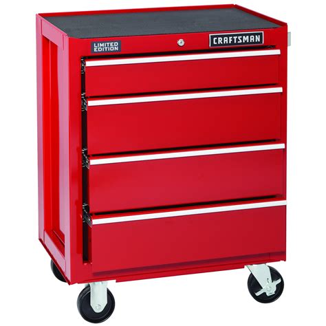 craftsman 13242 40 quot 1 drawer bearing griplatch 174 intermediate tool chest stainless