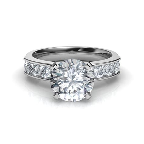 Round Cut Diamond Engagement Ring With 8 Side Diamonds. Pregnancy Relationship Wedding Rings. Thumb Wedding Rings. Elegant Vintage Wedding Rings. Goldengagement Wedding Rings. Engagement Ring Difference Wedding Rings. Small Flower Engagement Rings. Golden Engagement Rings. Colored Diamond Rings
