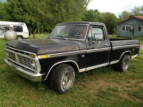 sell used 1974 ford f100 ranger xlt in milford pennsylvania united states