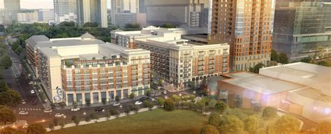 renderings post properties moving forward with centennial park apartments developer and