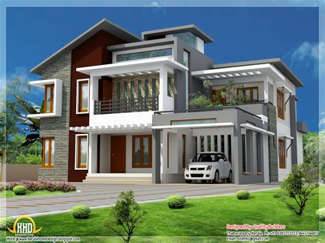 Tropical Home Style : Modern Style House Design Modern Tropical House Design