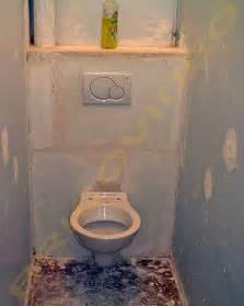 monter un wc suspendu coudec