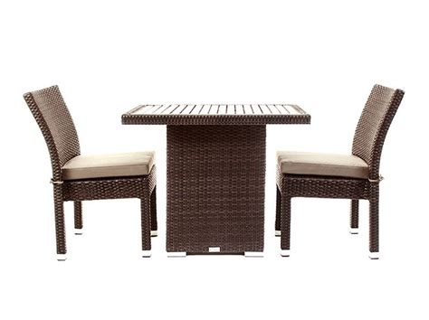 balcony patio furniture condo outdoor dining table ogni
