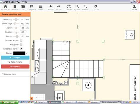 dimension d un escalier maison design hompot