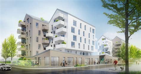 equipements publics et 65 logements a neuilly sur marne 93 phil 233 as atelier d architecture