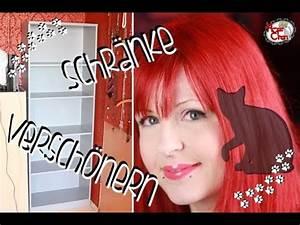 Klinkerfassade Streichen Vorher Nachher : diy schr nke streichen vereinheitlichen youtube ~ Markanthonyermac.com Haus und Dekorationen