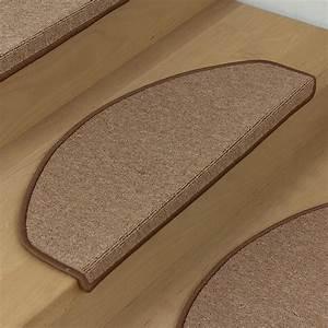 Stufenmatten Set 15 Teilig : 15er set stufenmatten nizza schlinge beige braun treppenstufen ebay ~ Markanthonyermac.com Haus und Dekorationen