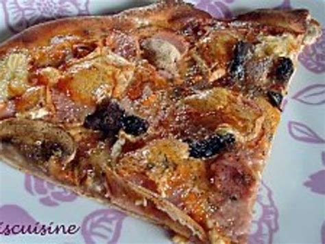 les meilleures recettes de p 226 te 224 pizza et farine