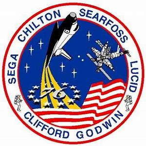 STS-76 Patch