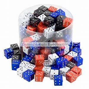 Sweets Party Novelty Chocolate Dice | Parties: Casino ...