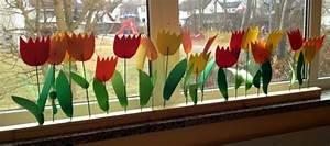 Frühlingsdeko Mit Kindern Basteln : fr hlingsdeko fenster mit kindern basteln my blog ~ Markanthonyermac.com Haus und Dekorationen