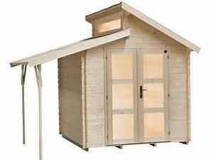 Gerätehaus Holz Klein : gartenhaus holz pultdach 28 mm ~ Markanthonyermac.com Haus und Dekorationen