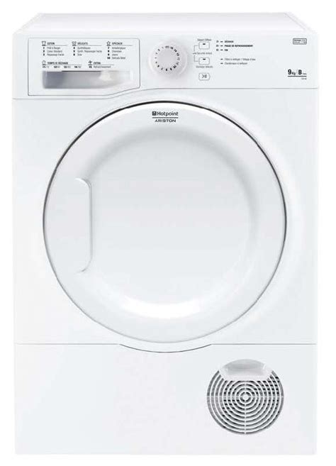 hotpoint ariston seche linge condensation 9kg tcs93bp