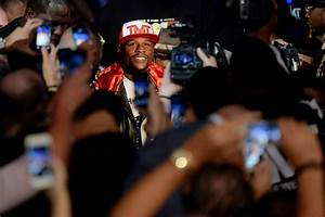 Boxer Floyd Mayweather Jr. highest paid athlete of 2014 ...