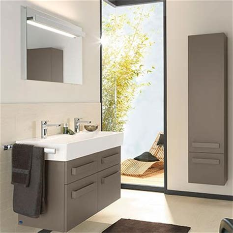 meubles salle de bains villeroy boch espace aubade