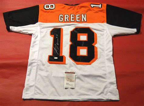 A.j. Green Signed Jersey
