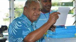 Fiji's first vote in 8 years: Why the coups in paradise? - CNN