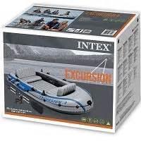 Opblaasboot Varen by Intex Excursion Boot Vijfpersoons Opblaasboot