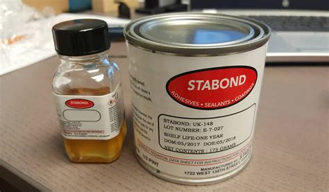 Inflatable Boat Adhesive by Stabond Adhesive 1 2 Pint 2 Part Glue For Inflatable Boats