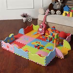 la vogue 5 motifs 25pcs tapis puzzle sport mousse enfant b 233 b 233 fille