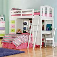 cool bunk beds Unique Way to Save Space with Cool Loft Beds ...