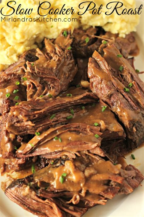 awesome cooker pot roast recipe dishmaps