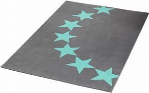 Teppich Kinderzimmer Grau : teppich sterne 2 hanse home rechteckig h he 9 mm online kaufen otto ~ Markanthonyermac.com Haus und Dekorationen
