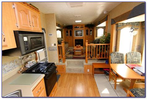 Incredible Luxury Fifth Wheel Rv Front Living Room 905 5th Decorating Very Small Bathrooms Black And White Bathroom Design Ideas Pink Accessories Software Mac Style Lowes Vanities Wall Makeovers