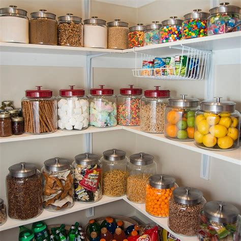 Pantry Organization Tips Why Glass Is Better  Baby To