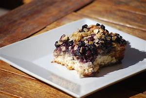 Blueberry Coffee Cake Recipe | Cake and Allie