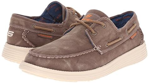 Skechers Usa Men S Status Melec Boat Shoe by Skechers Usa Men S Status Melec Boat Shoe Import It All