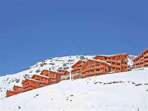 chalet balcons 1 val thorens iglu ski