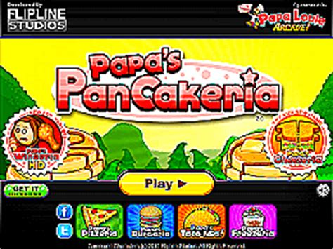papa s pancakeria un des jeux en ligne gratuit sur jeux