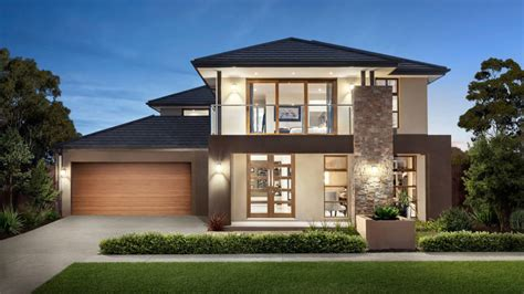 best two storey house plans ideas on 2 6 bedroom family home design modern home designs as two story house design