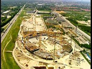Allianz Arena / Building Site / Munich / Germany SD Stock ...