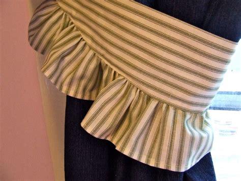 64 Diy Curtain Tie Backs