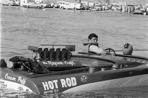 Parker Hot Boats by Cream Puff The Saga Of The Craziest 1960s Marathon Boat