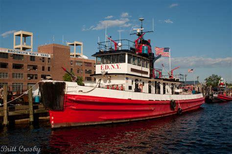 Fdny Fireboat John J Harvey by New York Fdny Boats 7