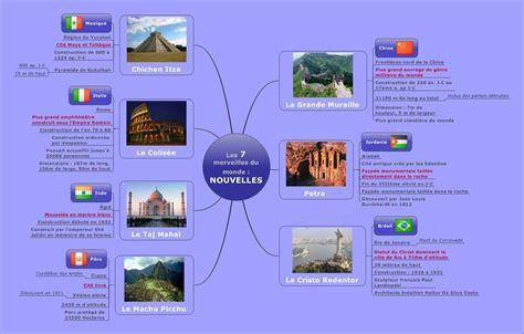 les sept merveilles du monde moderne thinglink