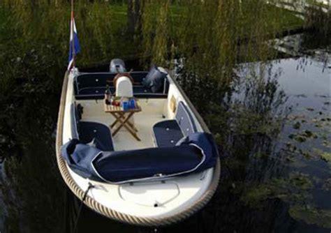 Bootje Drimmelen by Luxe Sloep 5 Persoons Huren In Drimmelen Noord Brabant