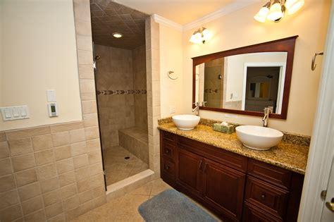 Incredible Master Bath With Heated Floors, 2 Vessel Sinks