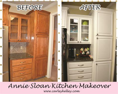 Annie Sloan Kitchen Makeover — Carley Kelley