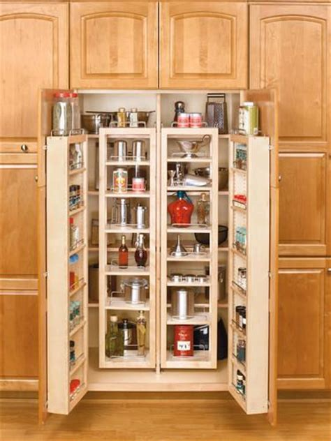 Menards Unfinished Pantry Cabinet by Swing Out Pantry Kit At Menards For The Home