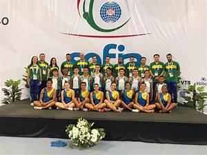 Brasil compete no Mundial de Ginástica de Trampolim Age ...