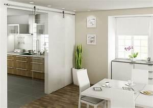 Schiebetür Wohnzimmer Küche : schiebet r zwischen k che und wohnzimmer 25 tipps ~ Markanthonyermac.com Haus und Dekorationen