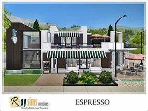 Ray_Sims' Espresso Coffee Shop (Java Hut)