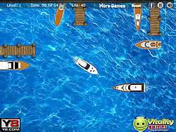 Boat Games Y8 by Play Yacht Docking Worldwide Game Online Y8