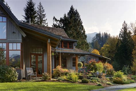 vertical wood siding Exterior Craftsman with cedar shingle roof contemporary   beeyoutifullife.com